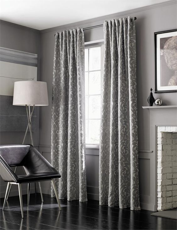Window Treatments The O 39 Jays And Swag On Pinterest