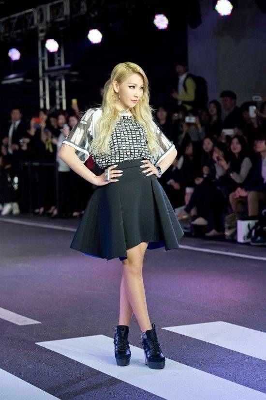 #CL #2NE1 #DKNY