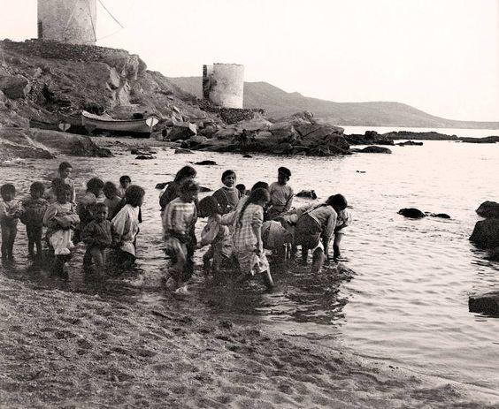 ΜΥΚΟΝΟΣ 1905 φωτ.ΜΑΙΡΗ ΠΑΡΑΣΚΕΥΑ