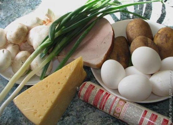 салат барский рецепт с фото