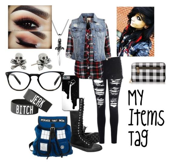 """""""My Items tag"""" by amazing-whovian-isnotonfire ❤ liked on Polyvore"""