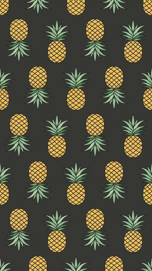 Wallpapers Iphone Pineapple Wallpaper Wallpaper Tumblr Lockscreen Wallpaper Iphone Cute