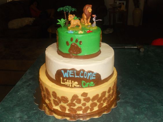 more lion king baby its a boy baby shower cakes shower cakes lion baby