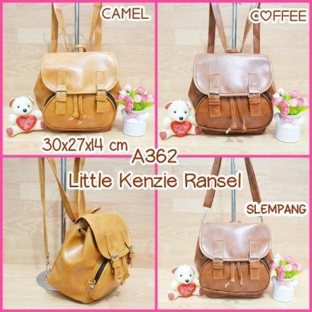 kode:A362 Little kenzie ransel(camel,coffee) 2in1(slempang,ransel),90rb, sms @Girlystore88 08995183163 pic.twitter.com/TqnxW2DGvP