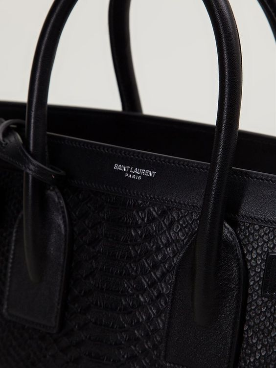 Saint Laurent 'Sac de Jour' Tote
