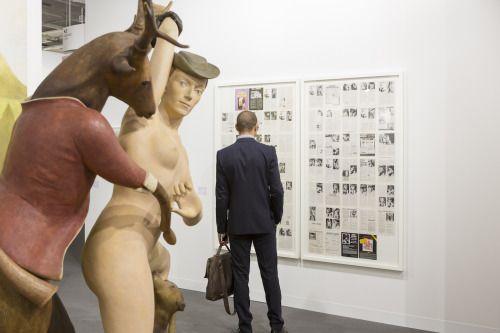 At Art Basel Restating the Obvious via: http://ift.tt/1tBdllS