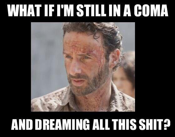 Walking Dead Funny