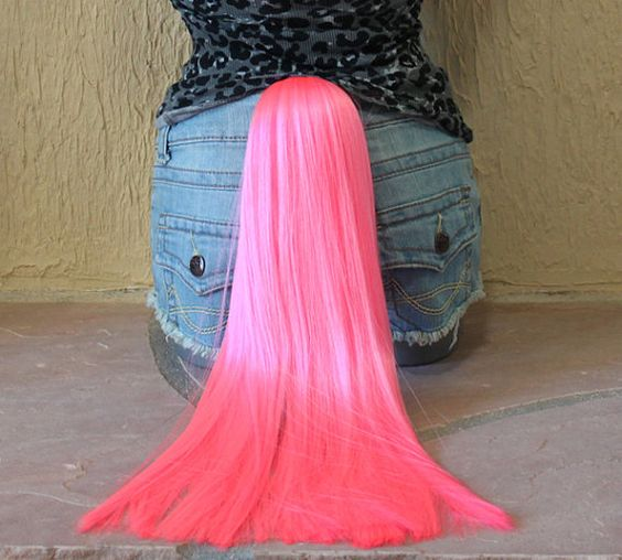 my little pony tail $40