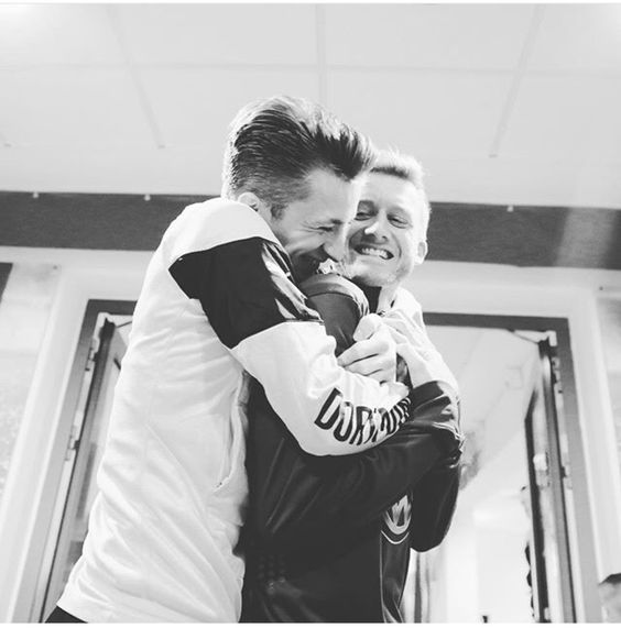 Marco Reus & André Shurrle #footballislife