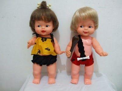 brinquedos da infância