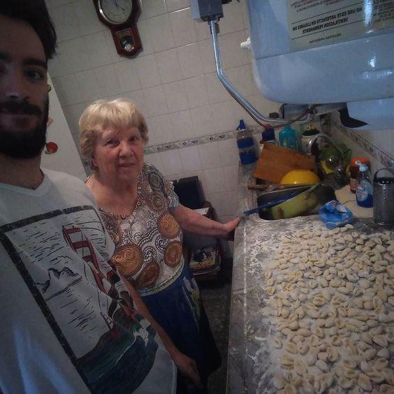 Cooking with Zurdo (ft. La Nona)