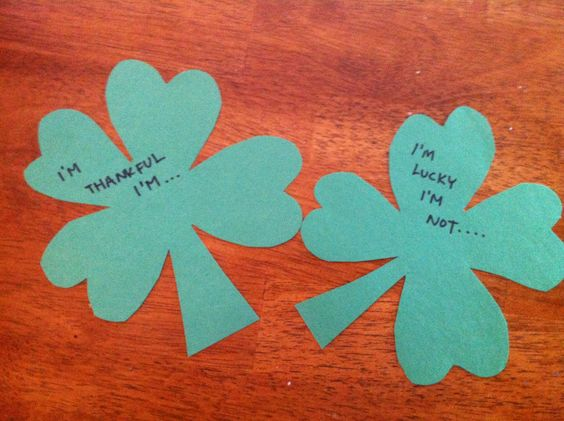 """Jersey Family Fun mom, Amy has created a St. Patty's Day activity to go with Dr. Seuss' """"Did I Ever Tell You How Lucky You Are"""" story."""