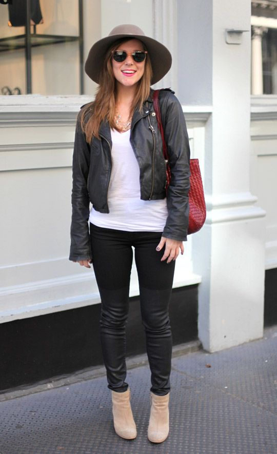 Brown Eyed Style: Outfit Going Boho in SOHO
