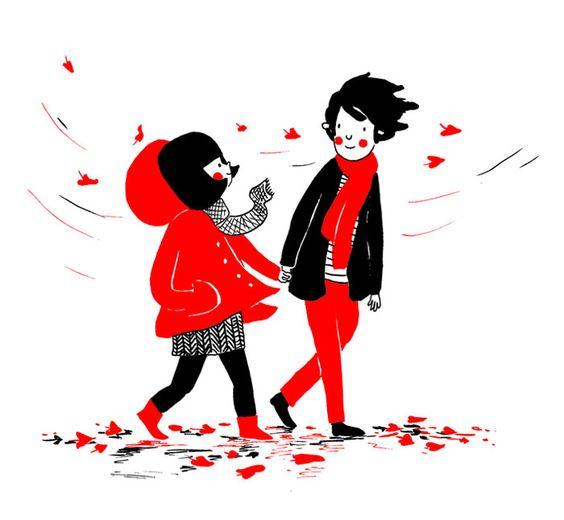 """Às vezes o amor pode ser encontrado em coisas simples, tipo ter um feliz café da manhã  Apenas estar no mesmo cômodo já é o suficiente """"Posso entrar e:"""