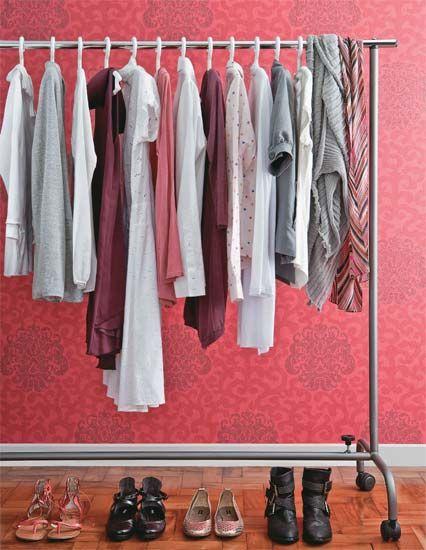 Arara de roupa: