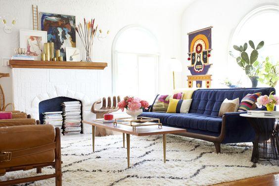 Trouver un très grand tapis pas cher pour son salon ou sa salle à dîner: souvent une mission impossible. Je vous donne 3 solutions abordables.