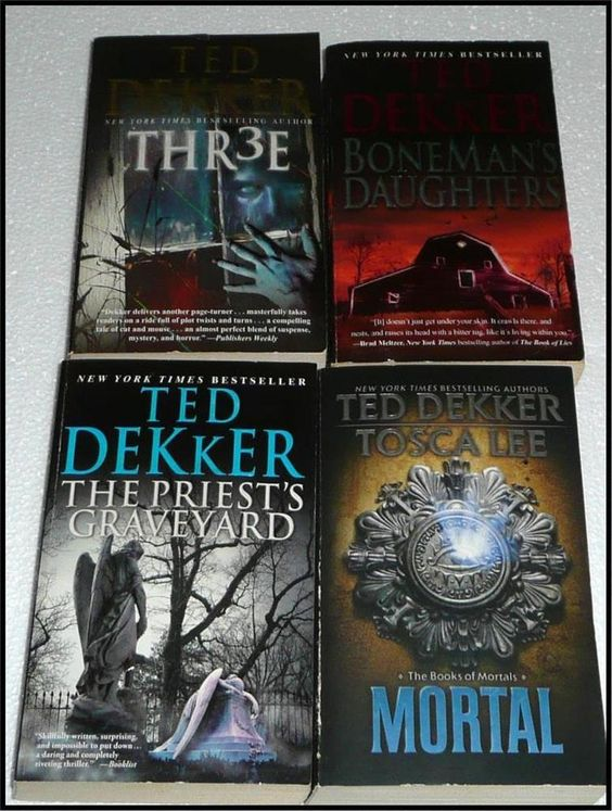 Four Various Paperback Novels by Dale Browni