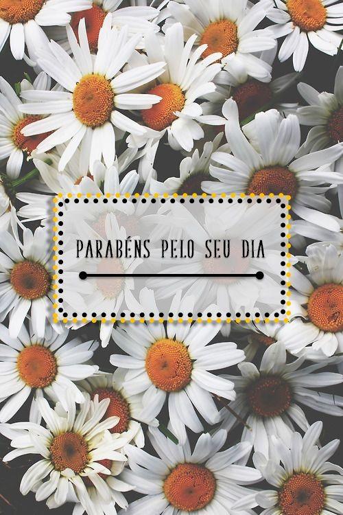 #happyBirthday #felizaniversario #margaridas #parabens #feliz #aniversario