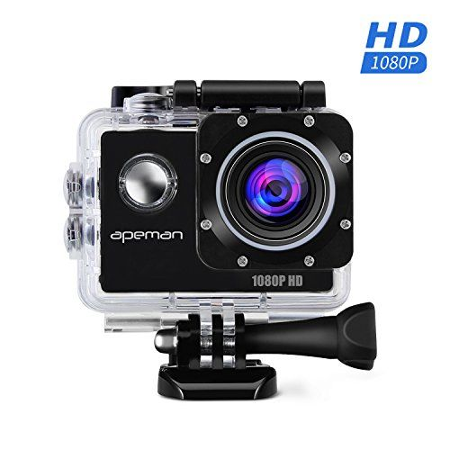 hama action cam 1080p resolution