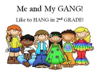 2nd Grade!:):