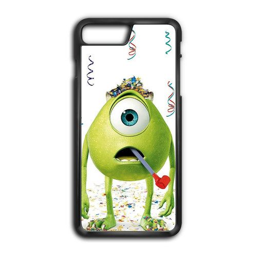 Monsters University Mike Wazowski Iphone 8 Plus Case Iphone 7 Plus Cases Iphone 7 Cases Phone Cases Protective