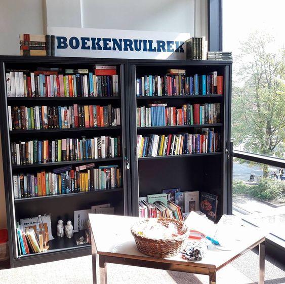 Boekenruilrek Sint-Niklaas
