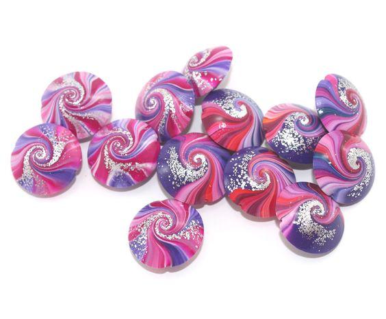 #ShuliDesigns #fimo #handmade #clay #beads http://www.etsy.com/shop/ShuliDesigns