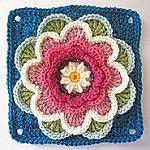 New FREE Crochet Granny Square Patterns - Karla's Making It
