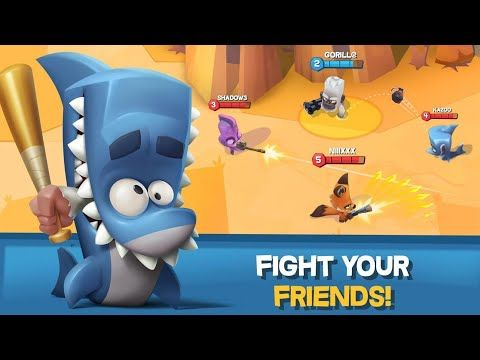 Zooba Free For All Battle Game Youtube Battle Games Battle Royale Game Battle