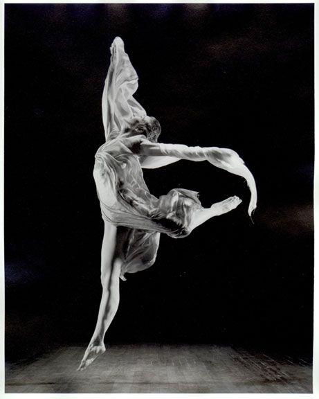L'ampleur et la grâce des mouvements - Isadora Duncan