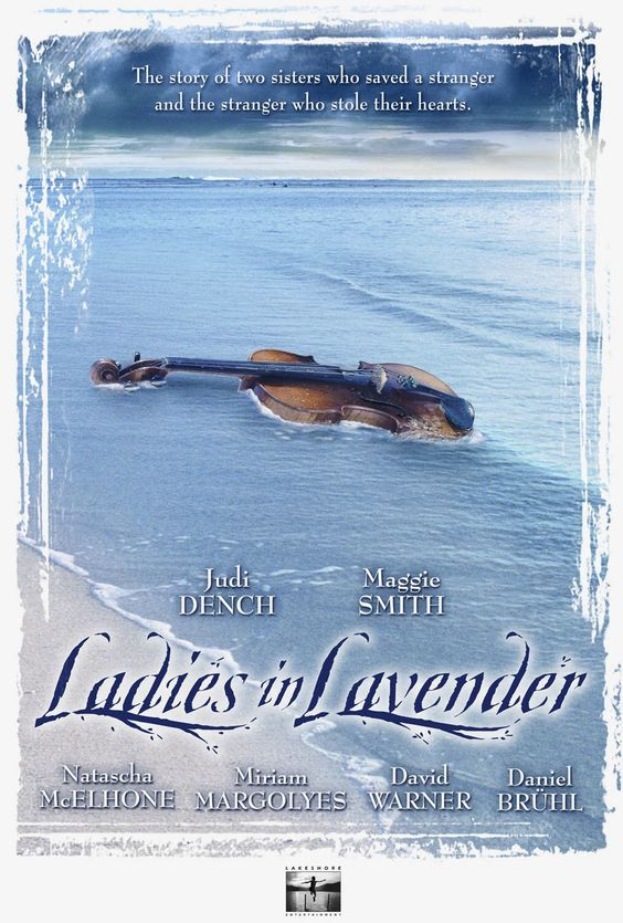 O Violinista que Veio do Mar (Ladies in Lavender), 2004.