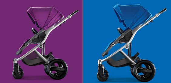 Enter to win a GORGEOUS @Britax Affinity Stroller in #CoolBerry or #SkyBlue! #BRITAXStyle #giveaway