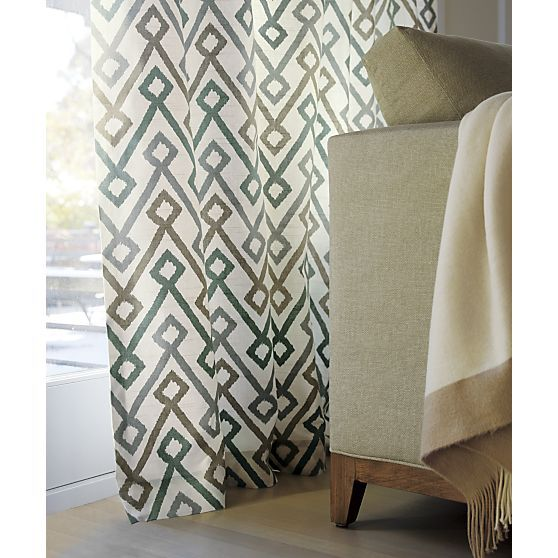 Curtains Ideas » Crate & Barrel Curtains - Inspiring Pictures of ...