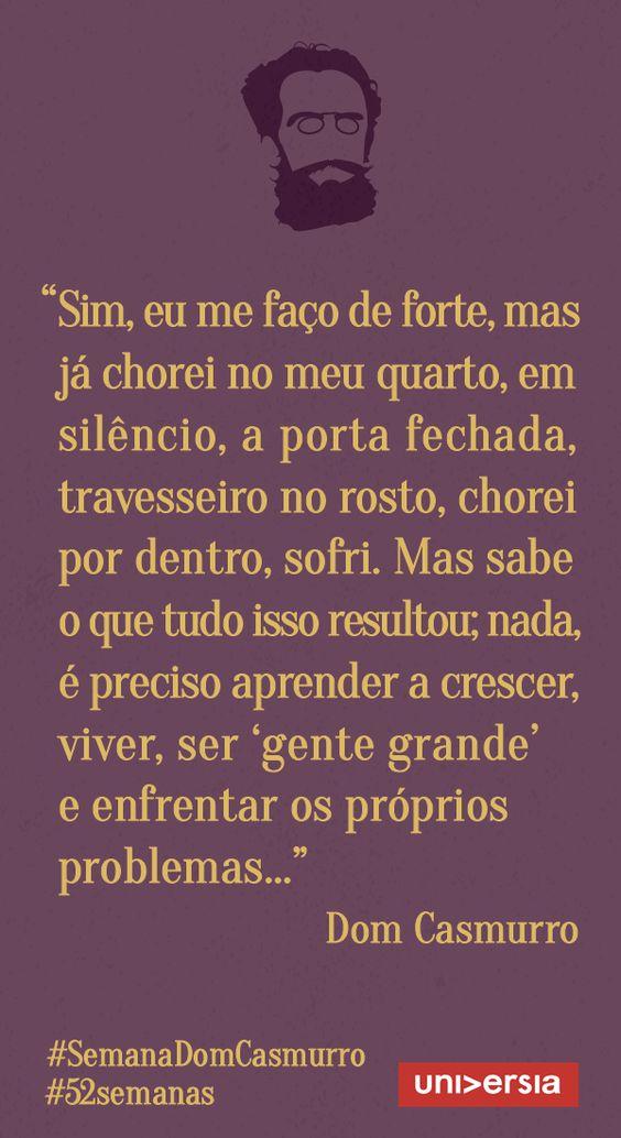 Veja a contribuição da grande obra de Machado de Assis para o projeto #52semanas: