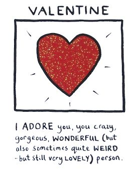 i adore you.