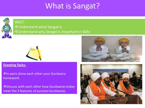 Sikh Sangat (Congregation)