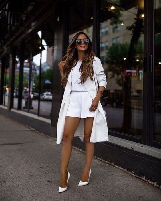 99 Magnificient Spring Outfits Ideas For Women To Try Now