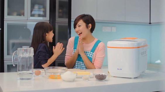 【母女篇】Meck 面包机 Bread Maker | Produced by City Player Studio