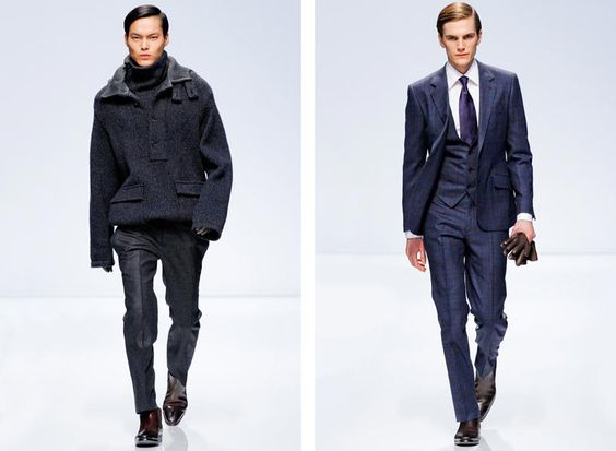COOL CHIC STYLE to dress italian: Ports 1961 Fall/Winter 2012