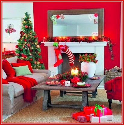 ideas for decorating a small apartment for christmas 1 wall decal. Black Bedroom Furniture Sets. Home Design Ideas