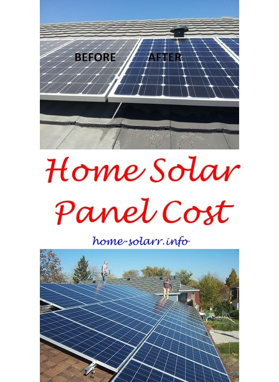 Cost To Add Solar Panels To House Solar Panels Solar Heating Solar Power House