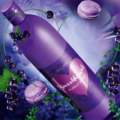 Goloso gel de ducha de Oriflame. Huele de fábula!  http://www.haztevip.es/belleza/gana-dinero-con-oriflame/