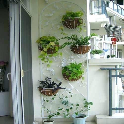 Hanging Plant Stands Outdoor Wrought Iron Plant Stands Arts Showy