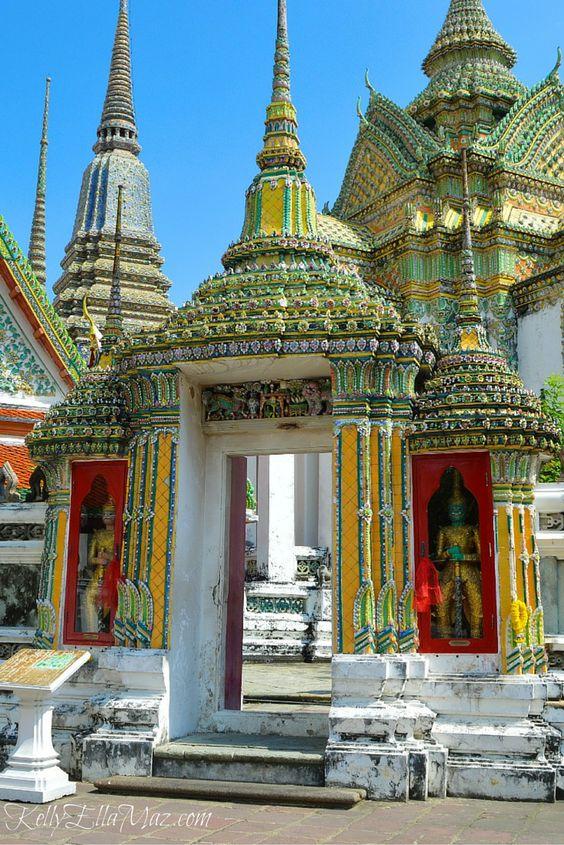 Bangkok travel inspiration and ideas! #Bangkok #thailand