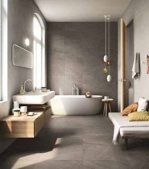 Spa Badezimmer Stelle Eine Bank Oder Einen Sessel In Dein Bad