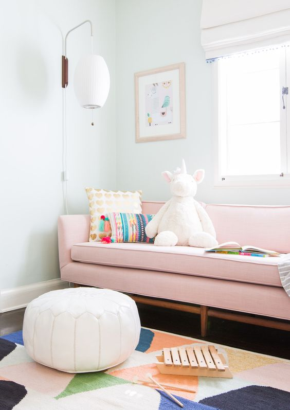 A Playful and Bright Playroom Introduction: