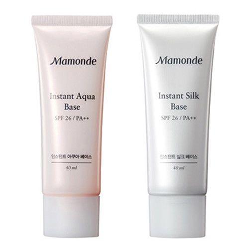 Mamonde Instant Aqua Silk Base 40ml Mamonde Brand Mamonde Size