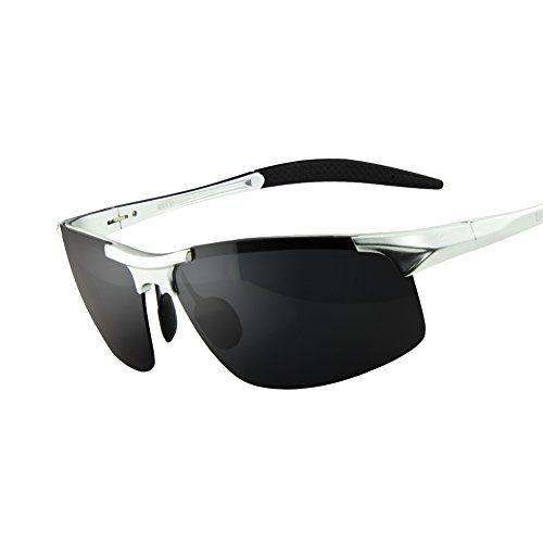 Men'S Hot Classic Aviator Sunglasses For Golf Driving Outdoor Sport Eyewear HD Lens XaWwhlDM2r