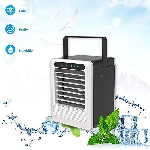 Personal Air Conditioner Fan Freon Free 3 Generation Portable Usb Mini Air Condi Best Humidifier Air Cooler Conditioner