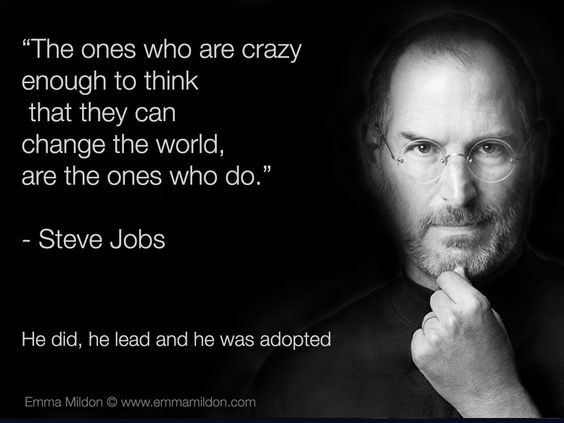 motivation by steve jobs essay Steve jobs: an effective approach to leadership regnum: 136016  steve jobs dropped out of college after six months and he was just twenty one  motivation, and.